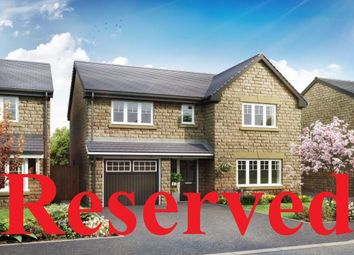Thumbnail 4 bed detached house for sale in The Garth Cranberry Lane, Darwen