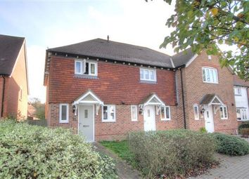 Thumbnail 2 bed terraced house for sale in Discovery Drive, Kings Hill, West Malling