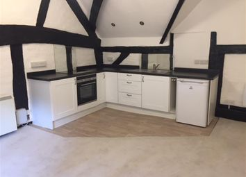 Thumbnail 1 bed flat to rent in High Street, Hampton-In-Arden