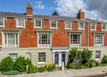 Thumbnail 4 bedroom terraced house for sale in Crescent Place, Town Walls, Shrewsbury