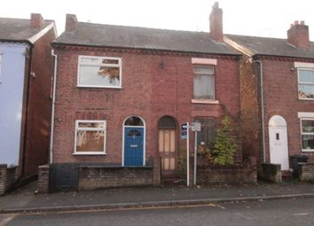 Thumbnail 2 bed terraced house for sale in Runcorn Road, Barnton, Northwich