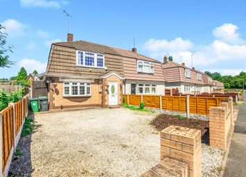 Thumbnail 3 bed semi-detached house for sale in Biddlestone Grove, Walsall