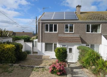 Thumbnail 3 bedroom end terrace house for sale in Primrose Lane Estate, Goldsithney, Penzance