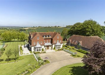 Thumbnail 6 bed detached house for sale in Newton Valence, Hampshire