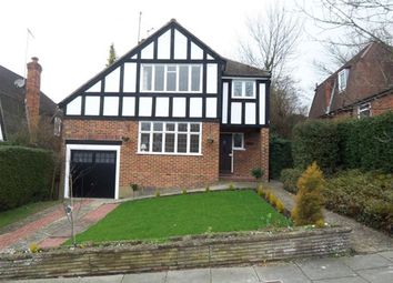 Thumbnail 3 bedroom detached house to rent in Tudor Drive, Otford, Sevenoaks