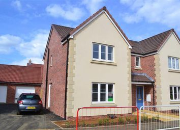 Thumbnail 3 bed semi-detached house to rent in Polesdon Avenue, Coate, Swindon