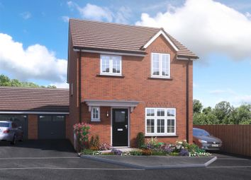Thumbnail 3 bed detached house for sale in Cales Reach, Dykes Way, Wincanton