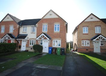 Thumbnail 3 bed town house to rent in Borrowbeck Close, Platt Bridge, Wigan