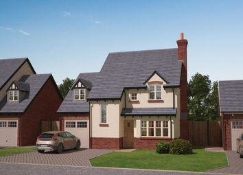 Thumbnail 4 bed detached house for sale in - The Hawkstone The Pastures, Tilstock, Whitchurch