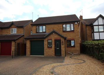 Thumbnail 4 bed detached house for sale in Derby Drive, Dogsthorpe, Peterborough