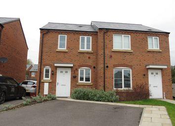 Thumbnail Semi-detached house for sale in Hankinson Road, Warwick