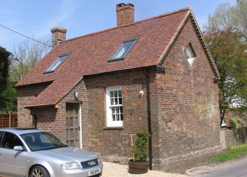 Thumbnail 2 bed cottage to rent in Station Road, Isfield
