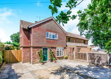 Thumbnail 3 bed semi-detached house for sale in Mead Avenue, Salfords, Redhill