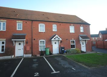 3 bed terraced house to rent in Beaconsfield Road, Market Drayton TF9