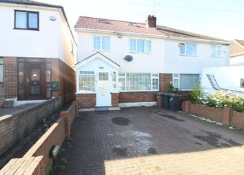 Thumbnail 4 bedroom semi-detached house for sale in Stoneygate Road, Leagrave, Luton