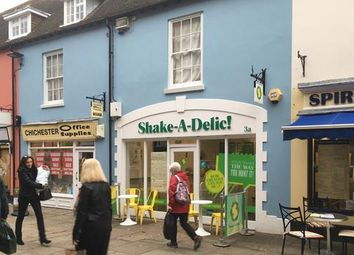 Thumbnail Retail premises to let in 3A Crane Street, Chichester, West Sussex