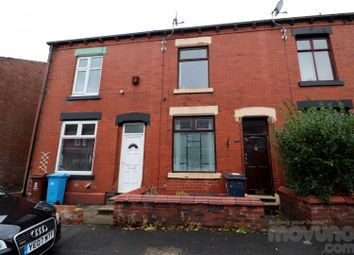 Thumbnail 2 bed terraced house for sale in Worcester Street, Chadderton, Oldham