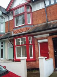Thumbnail 4 bed terraced house for sale in Shaftesbury Avenue, Off Melton Road, Leicester