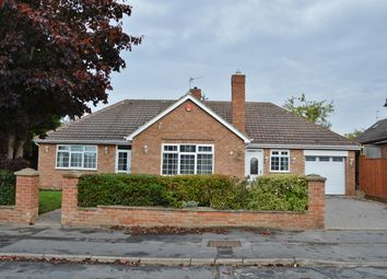 Thumbnail 5 bedroom detached bungalow for sale in Worsley Crescent, Marton-In-Cleveland, Middlesbrough