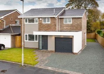 Thumbnail 4 bed detached house to rent in Levensgarth Avenue, Fulwood, Preston