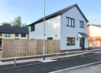 Thumbnail 3 bed detached house for sale in Wessex Drive, Norwich Road, Watton