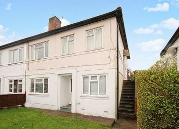 Thumbnail 2 bed maisonette for sale in Crossmead Avenue, Greenford