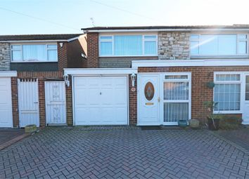 Thumbnail 3 bed semi-detached house for sale in Walnut Tree Close, Cheshunt, Hertfordshire