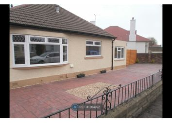 Thumbnail 3 bed bungalow to rent in Milton Crescent, Edinburgh