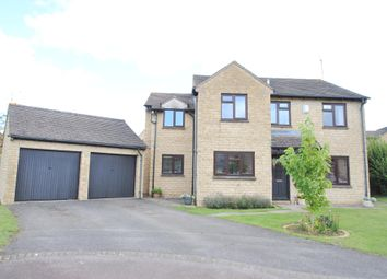 Thumbnail 5 bed detached house for sale in Willcox Drive, Woodmancote