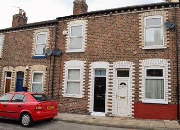 2 bed terraced house to rent in Argyle Street, York YO23
