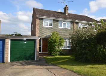 3 bed semi-detached house for sale in Musgrove Gardens, Alton, Hampshire GU34