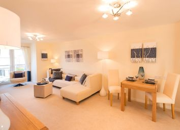 "Thumbnail 1 bedroom flat for sale in ""Typical 1 Bedroom"" at County Road, Aughton, Ormskirk"