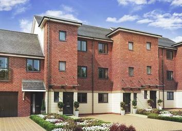 Thumbnail 3 bed town house for sale in The Birch At Springhead Park, Wingfield Bank, Northfleet, Gravesend