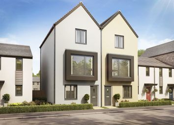 "Thumbnail 3 bedroom end terrace house for sale in ""The Greyfriars"" at Llantrisant Road, Capel Llanilltern, Cardiff"