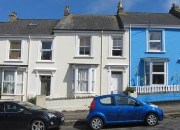 Thumbnail 4 bed terraced house for sale in Falmouth, Cornwall