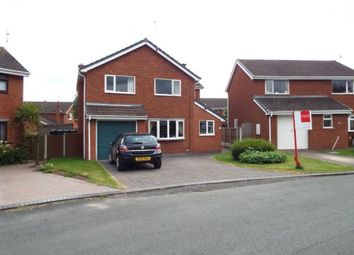 Thumbnail 4 bed detached house for sale in Oakfield Avenue, Wrenbury, Nantwich, Cheshire