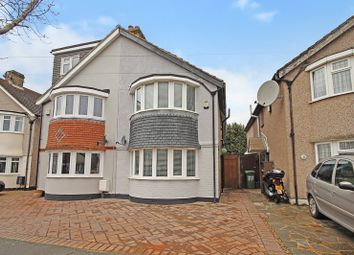 Thumbnail 3 bedroom semi-detached house for sale in Brixham Road, Welling, Kent