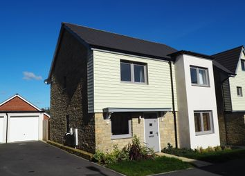 Thumbnail 4 bed detached house for sale in Churchill Rise, Axminster, Axminster