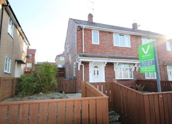 Thumbnail 2 bedroom semi-detached house to rent in Ennerdale Drive, Crook