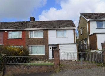 3 bed semi-detached house for sale in Vivian Road, Sketty, Swansea SA2