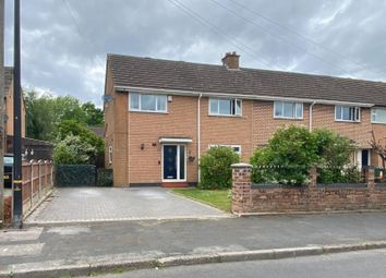 Thumbnail 3 bed end terrace house for sale in Briarfield Road, Timperley, Altrincham