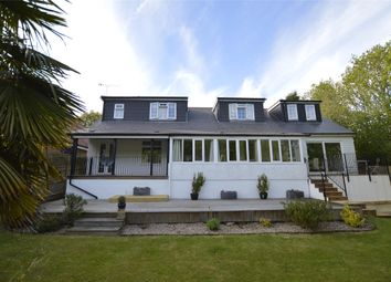 Thumbnail 4 bedroom detached bungalow for sale in Westfield Lane, St Leonards-On-Sea, East Sussex