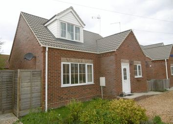 Thumbnail 3 bed detached house to rent in Holly Close, Manea, March