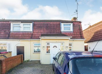 Thumbnail 3 bed semi-detached house for sale in Elliman Avenue, Slough