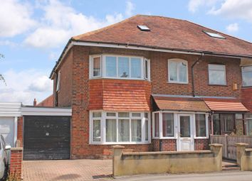 5 bed semi-detached house for sale in Wilton Road, Shirley, Southampton SO15