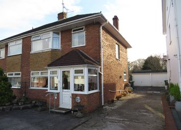 3 bed semi-detached house for sale in The Fairway, Cardiff CF23