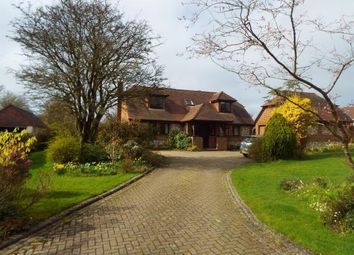 Thumbnail 4 bedroom detached house for sale in Durley, Southampton, Hants