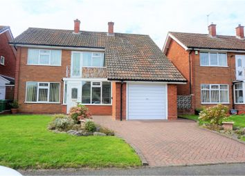 Thumbnail 3 bedroom detached house for sale in Cottesmore Close, West Bromwich