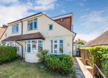 Thumbnail 4 bed detached house for sale in Stafford Road, Seaford
