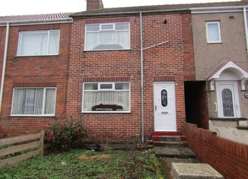 Thumbnail 3 bed terraced house to rent in West Street, Blackhall